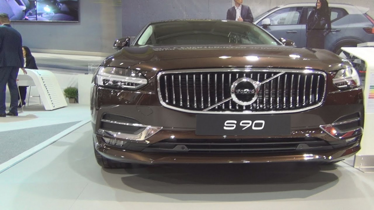 Price and Review 2022 Volvo S90