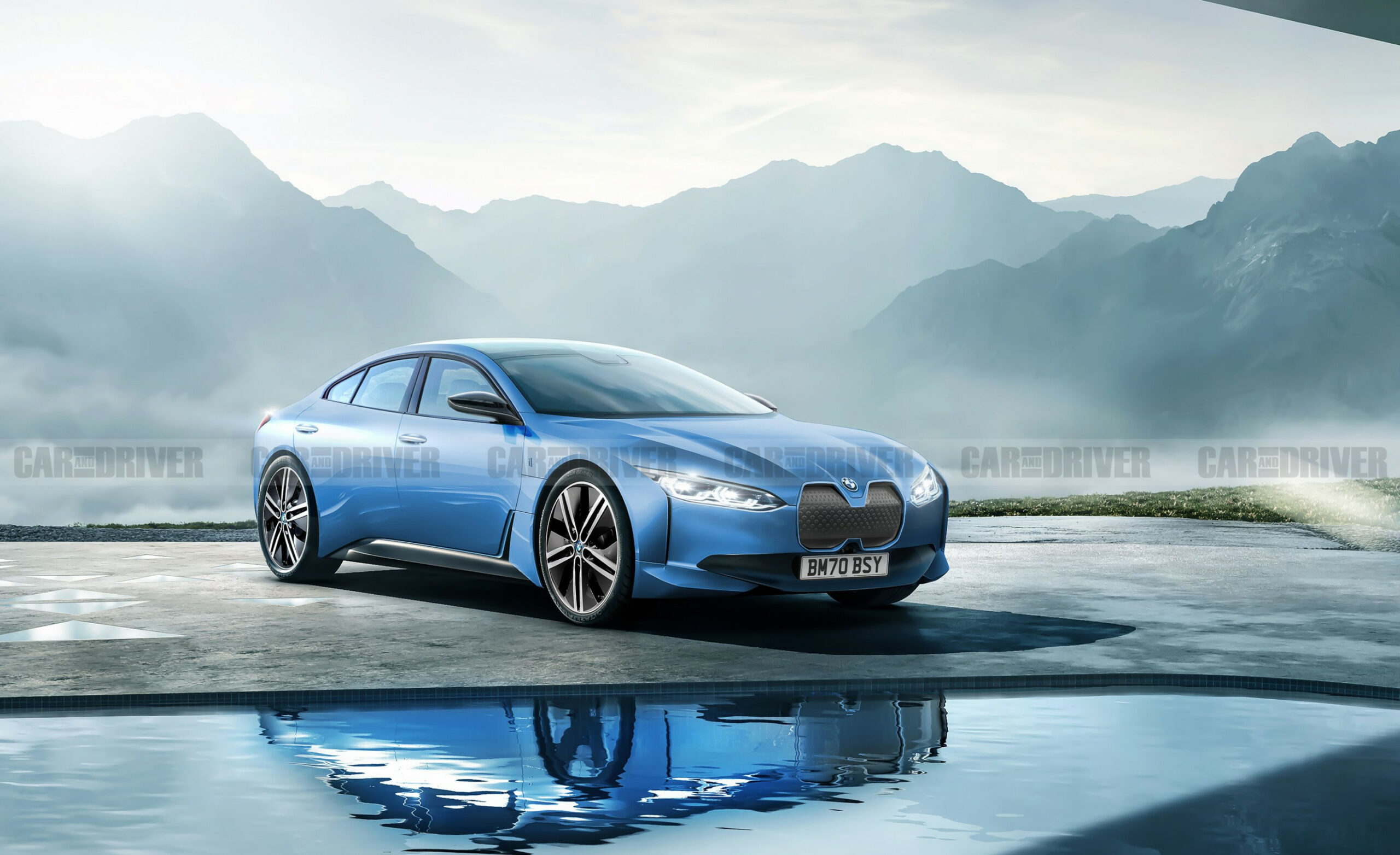 Release Date and Concept BMW I4 2022
