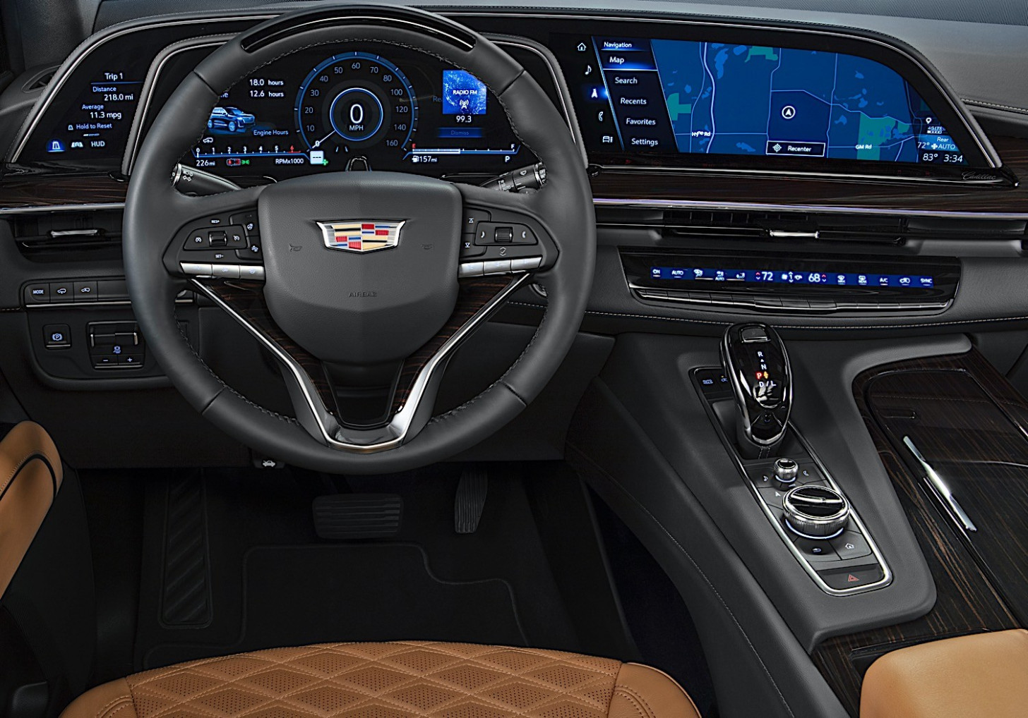 Performance and New Engine Cadillac V Series 2022