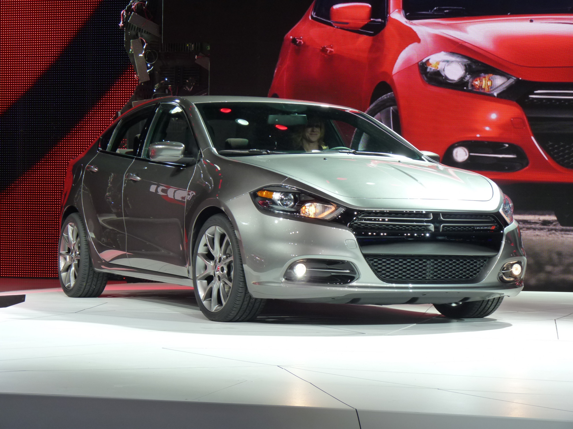 Concept and Review Dodge Dart 2022