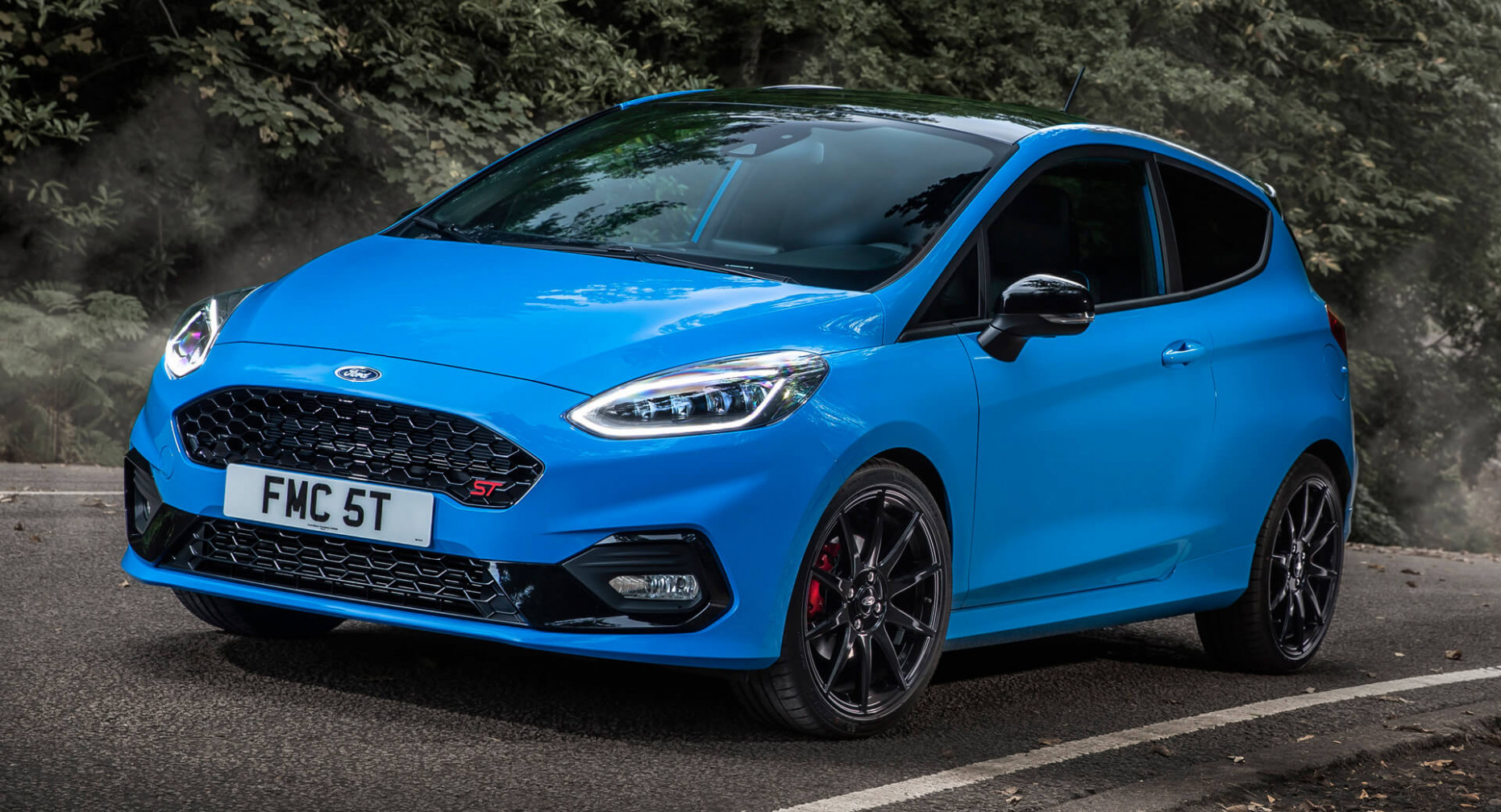 Performance and New Engine Ford Fiesta 2022