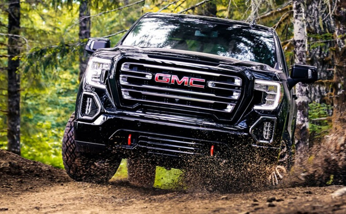 Release Date and Concept Pics Of 2022 Gmc 2500