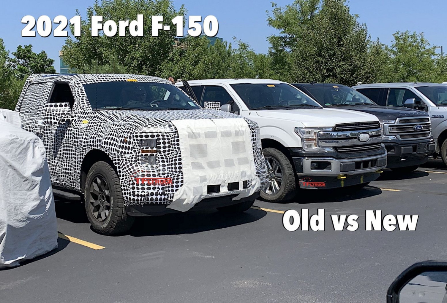 New Concept Spy Shots Ford F350 Diesel