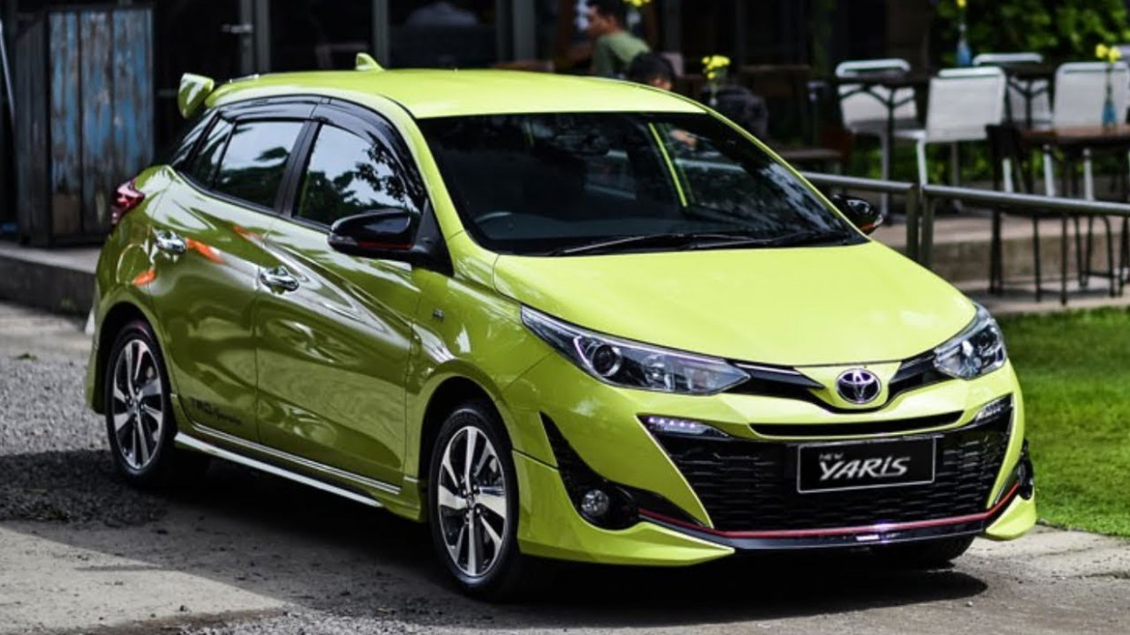 Price and Review Toyota Vitz 2022