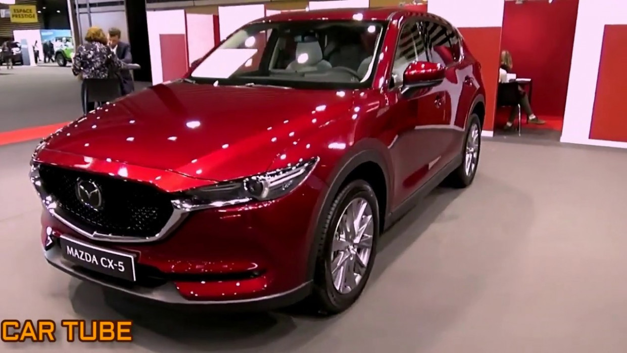 Release Date and Concept Xe Mazda Cx5 2022