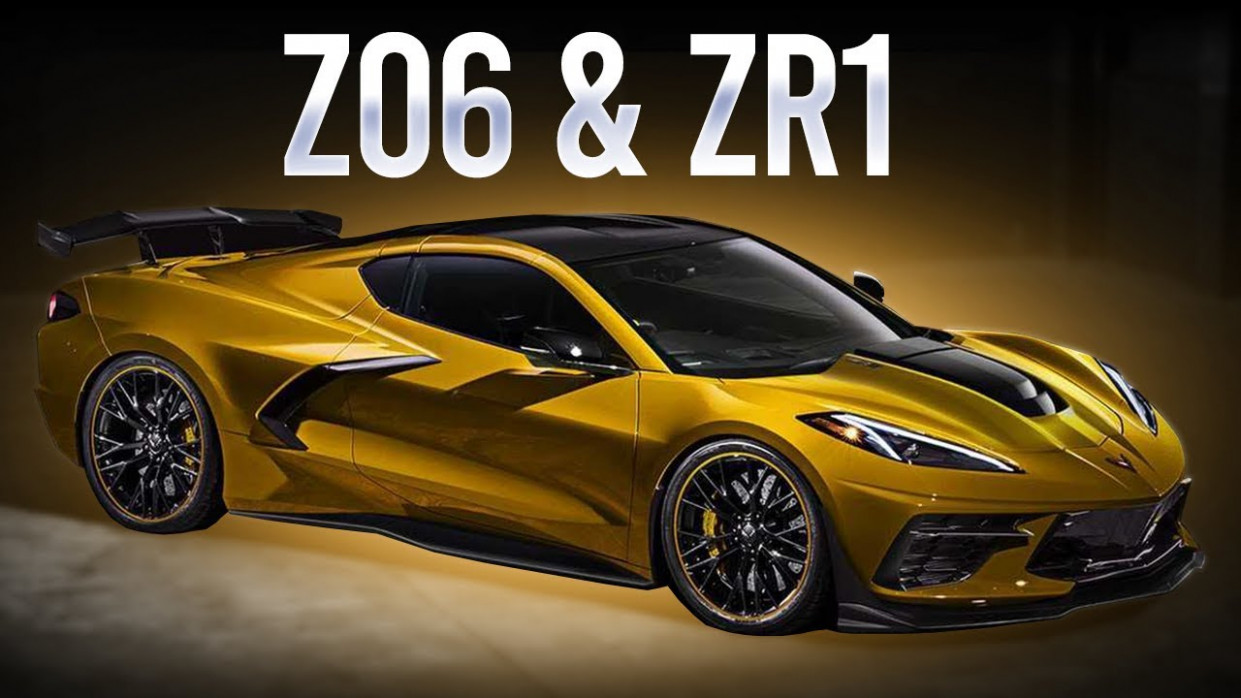 Overview 2022 Chevrolet Corvette Zora Zr1