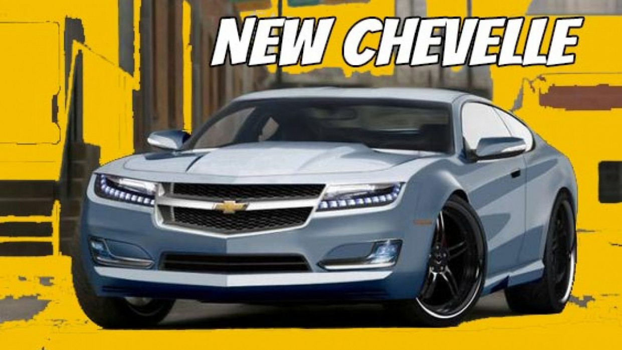 Release Date 2022 Chevy Chevelle SS