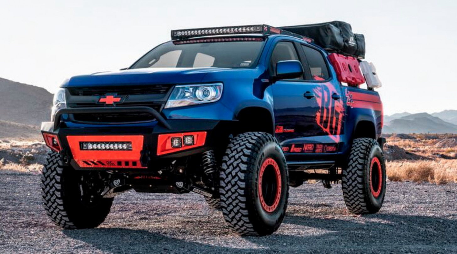 Model 2022 Chevy Colorado Going Launched Soon