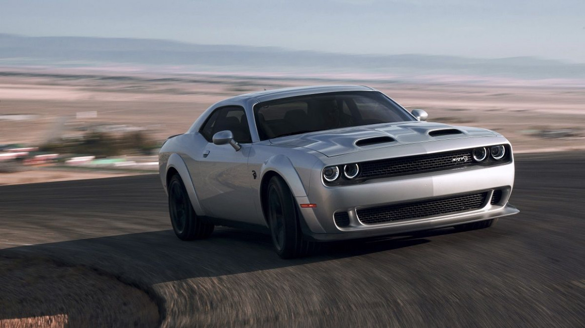 Price and Review 2022 Dodge Challenger Srt