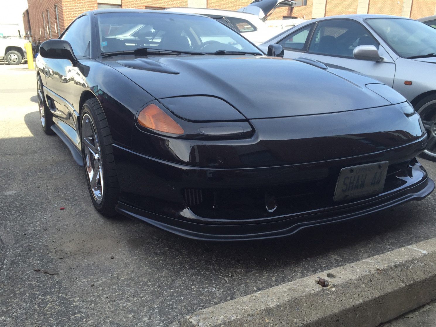 Pictures 2022 Dodge Stealth