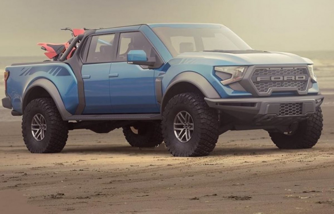 Release Date and Concept 2022 Ford F150 Raptor Mpg