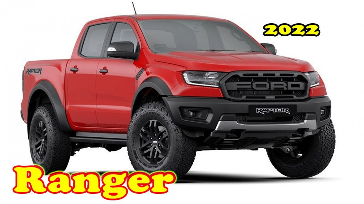 Pictures 2022 Ford Ranger Usa