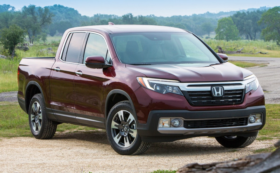 Redesign and Review 2022 Honda Ridgelineand