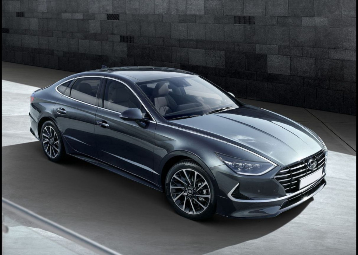 Release Date and Concept 2022 Hyundai Sonata Engine Options