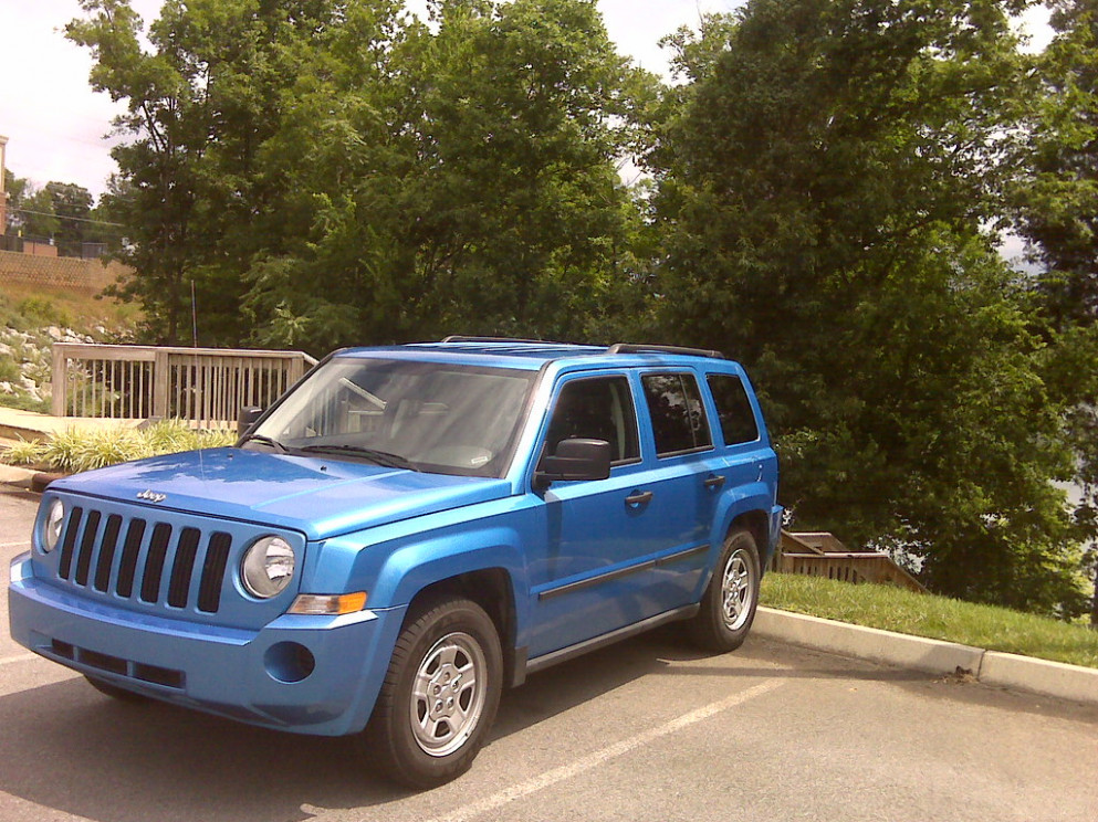 New Model and Performance 2022 Jeep Patriot