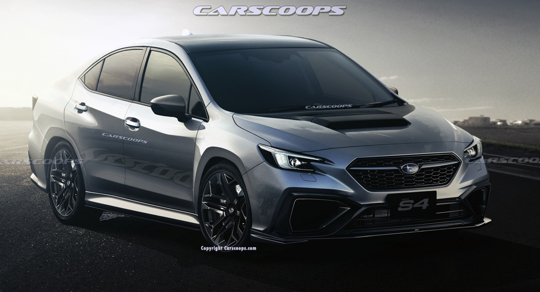 Redesign and Concept 2022 Subaru Legacy