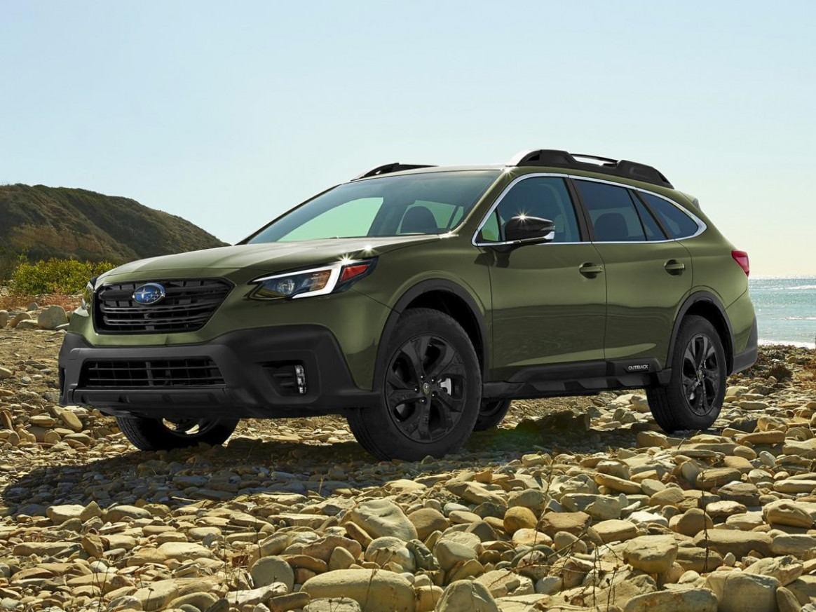 Concept and Review 2022 Subaru Outback Exterior Colors
