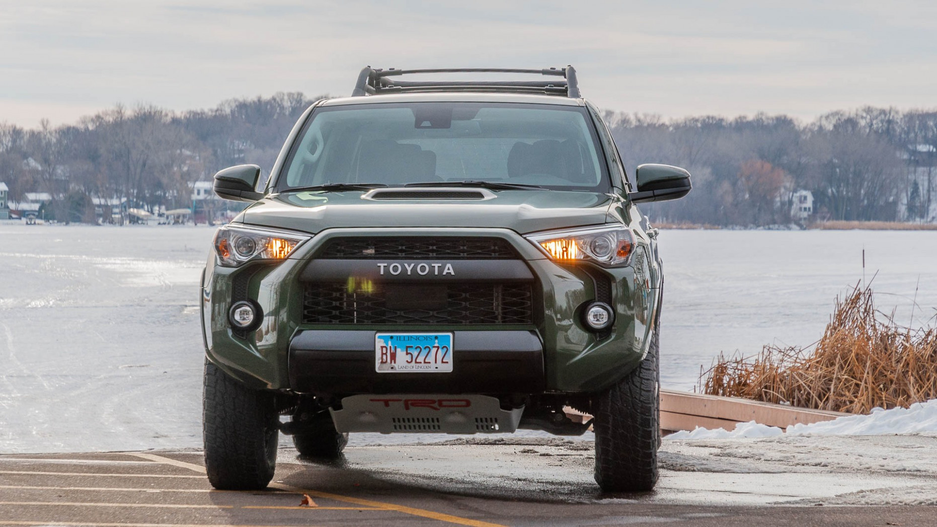 Exterior and Interior 2022 Toyota 4Runner