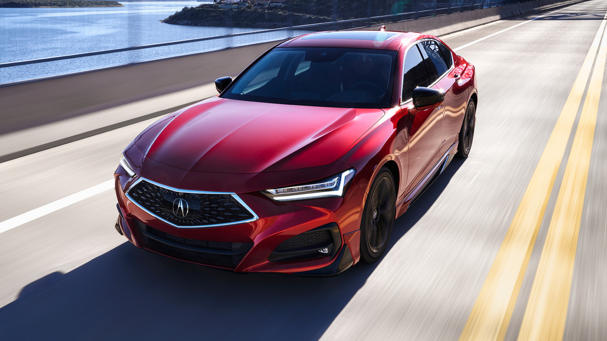 Model Acura Tlx A Spec 2022