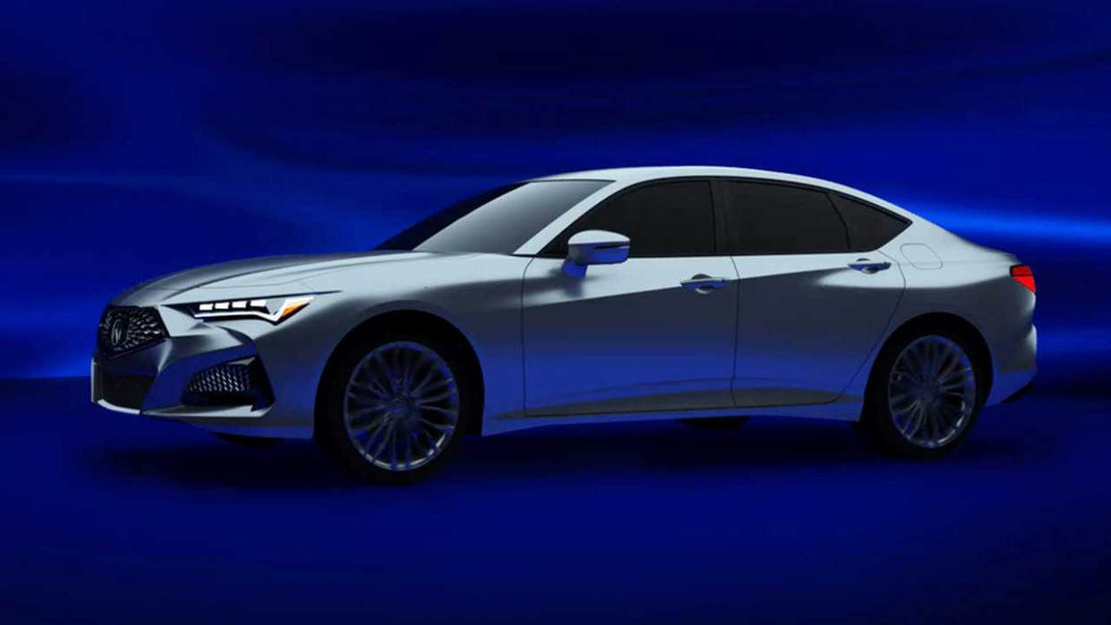 Speed Test Acura Tlx Redesign 2022