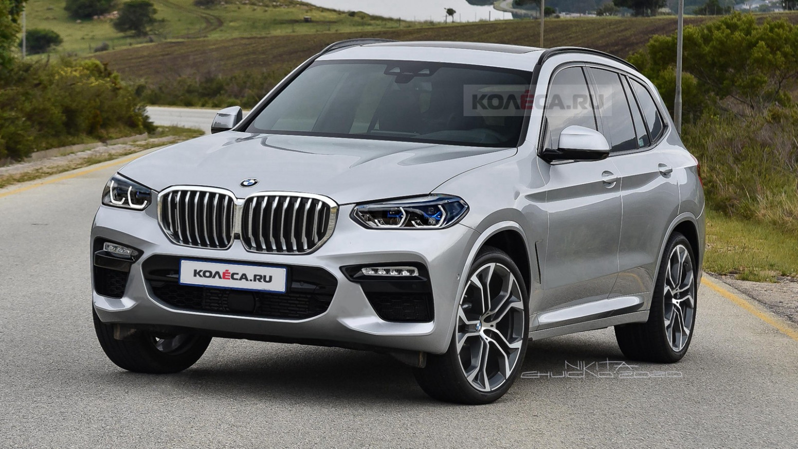 Performance 2022 BMW X3 Hybrid