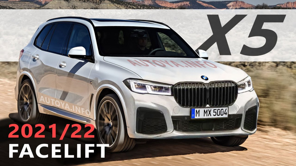 Price, Design and Review 2022 BMW X5