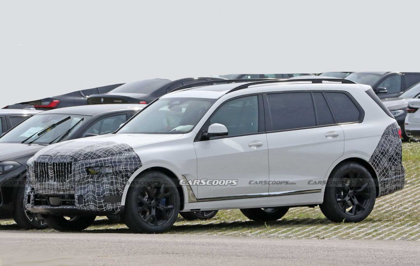 Redesign and Review 2022 BMW X7 Suv