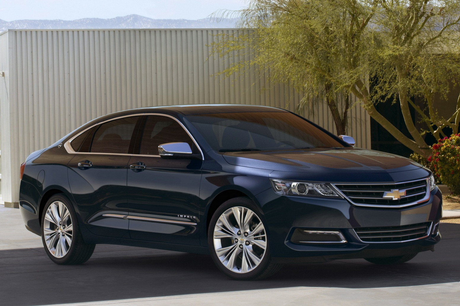 First Drive 2022 Chevy Impala Ss Ltz Coupe