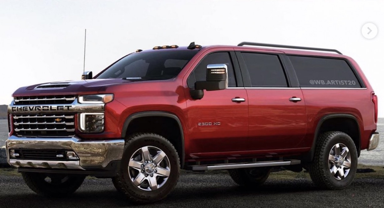 Price, Design and Review 2022 Chevy Suburban Z71