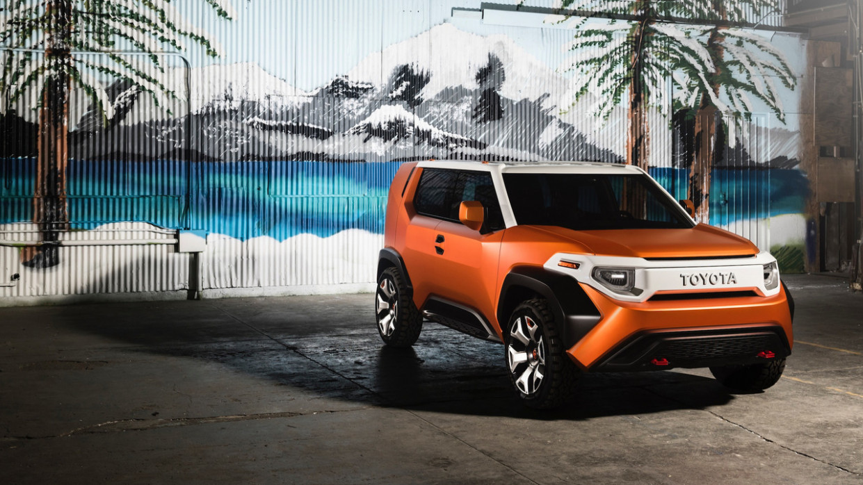 Pricing 2022 Fj Cruiser