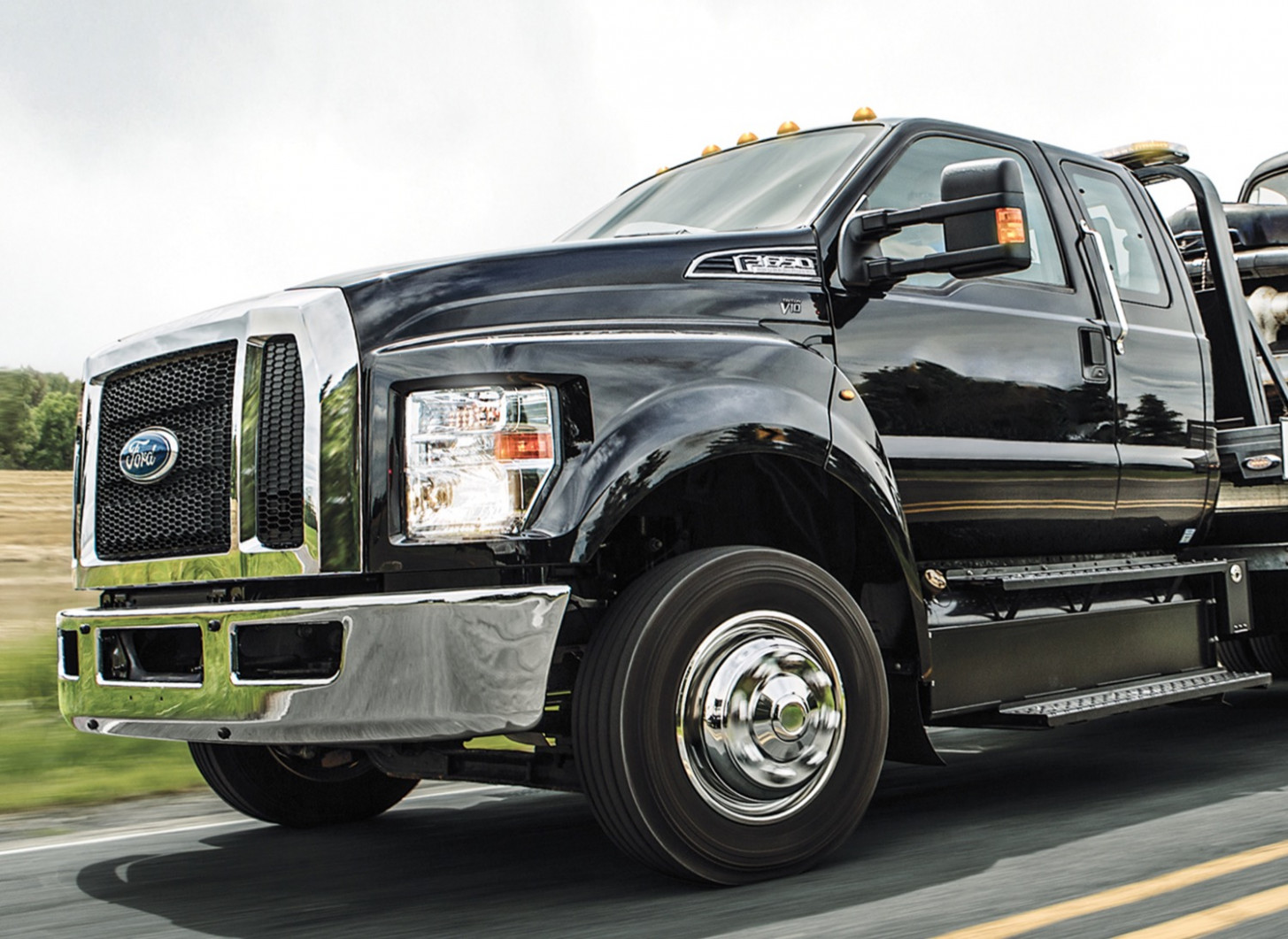 New Model and Performance 2022 Ford F650