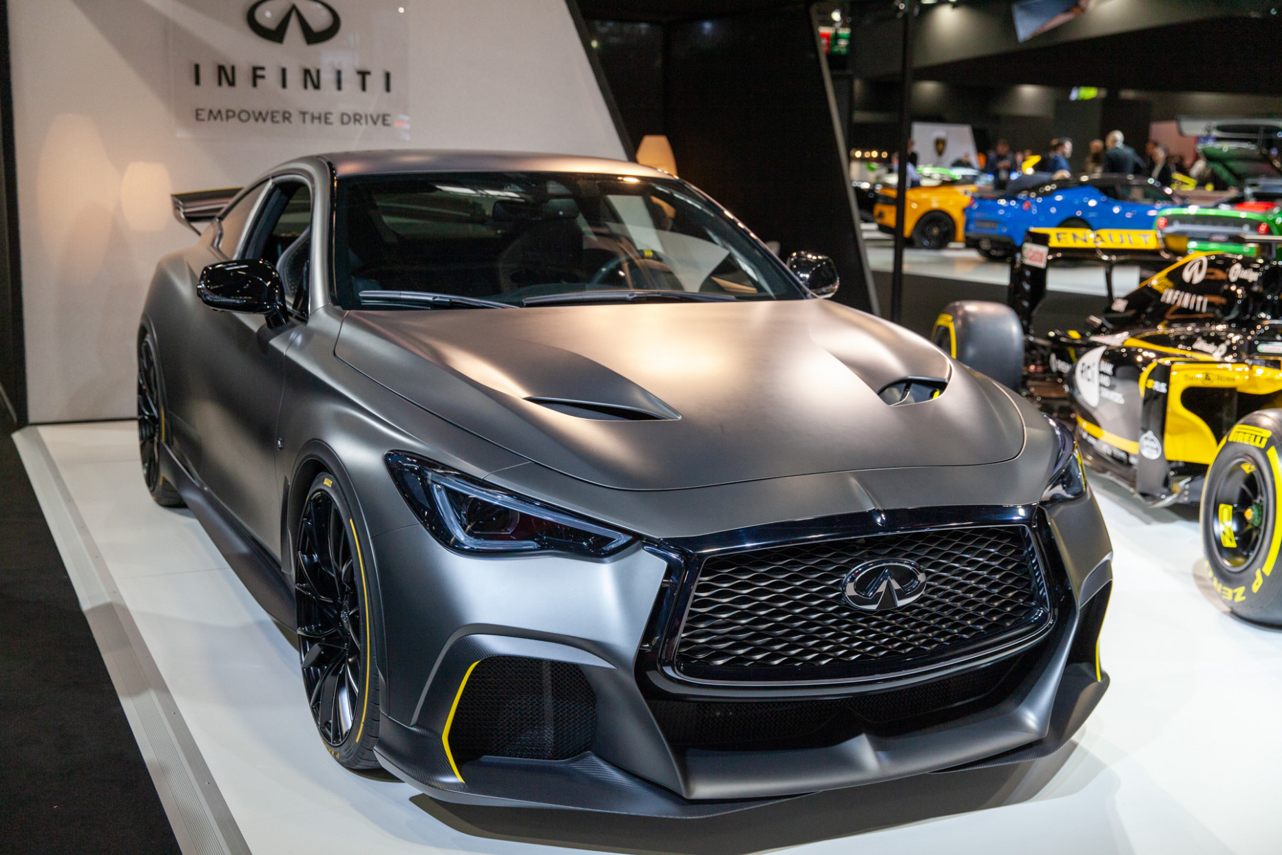 Review and Release date 2022 Infiniti Q60s