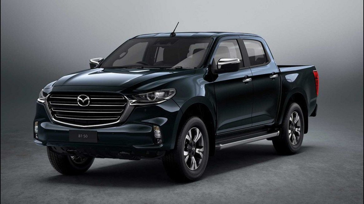 Performance and New Engine 2022 Mazda Pickup Truck