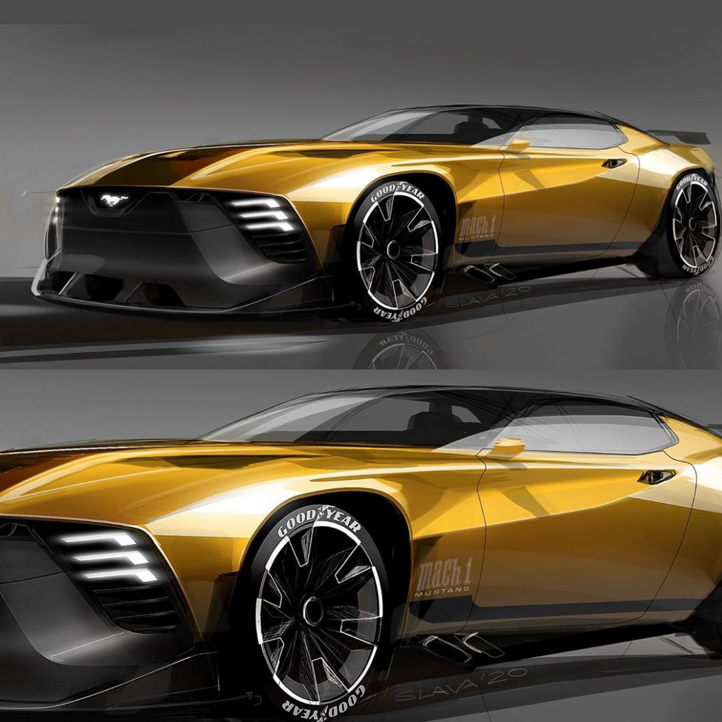 Review 2022 Mustang Mach 1