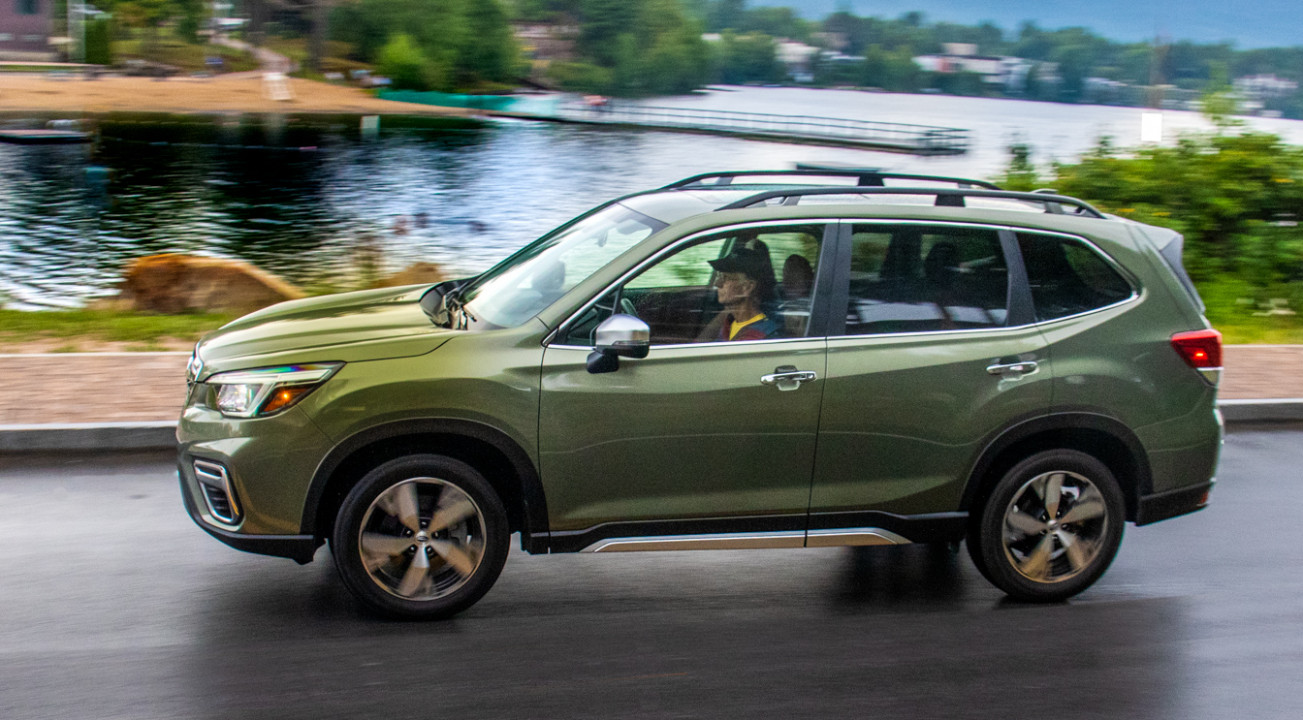 First Drive 2022 Subaru Forester