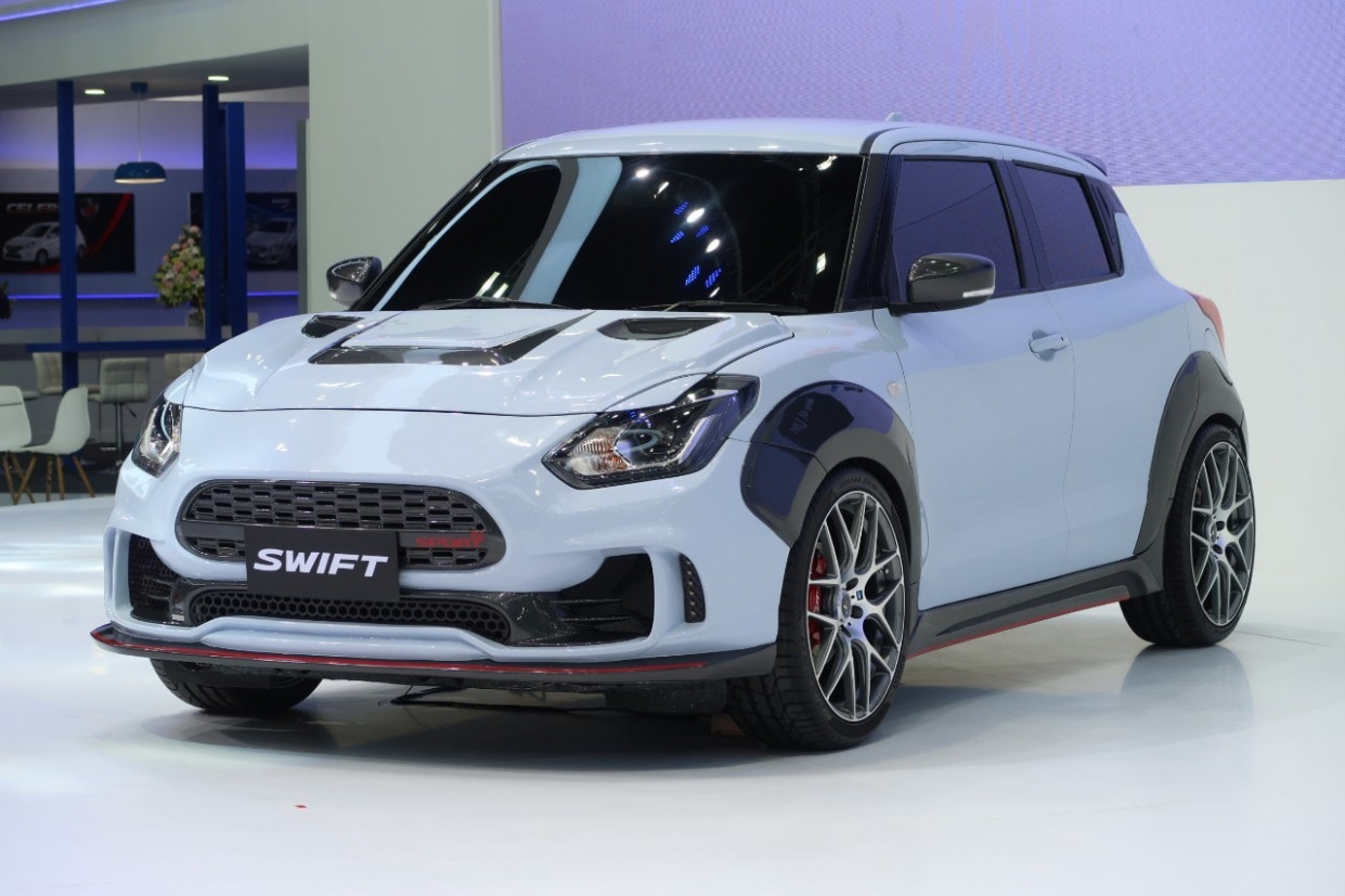 Configurations 2022 Suzuki Swift