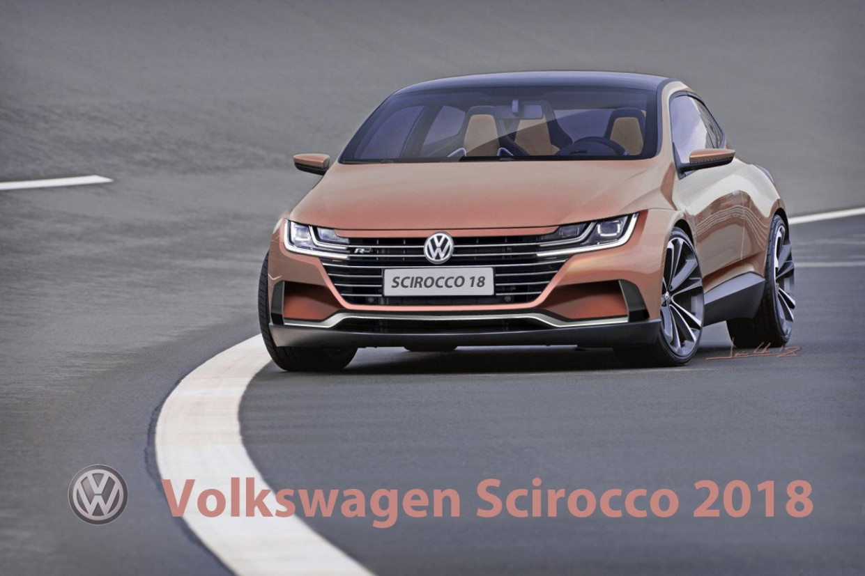 Redesign 2022 The Next Generation VW Cc