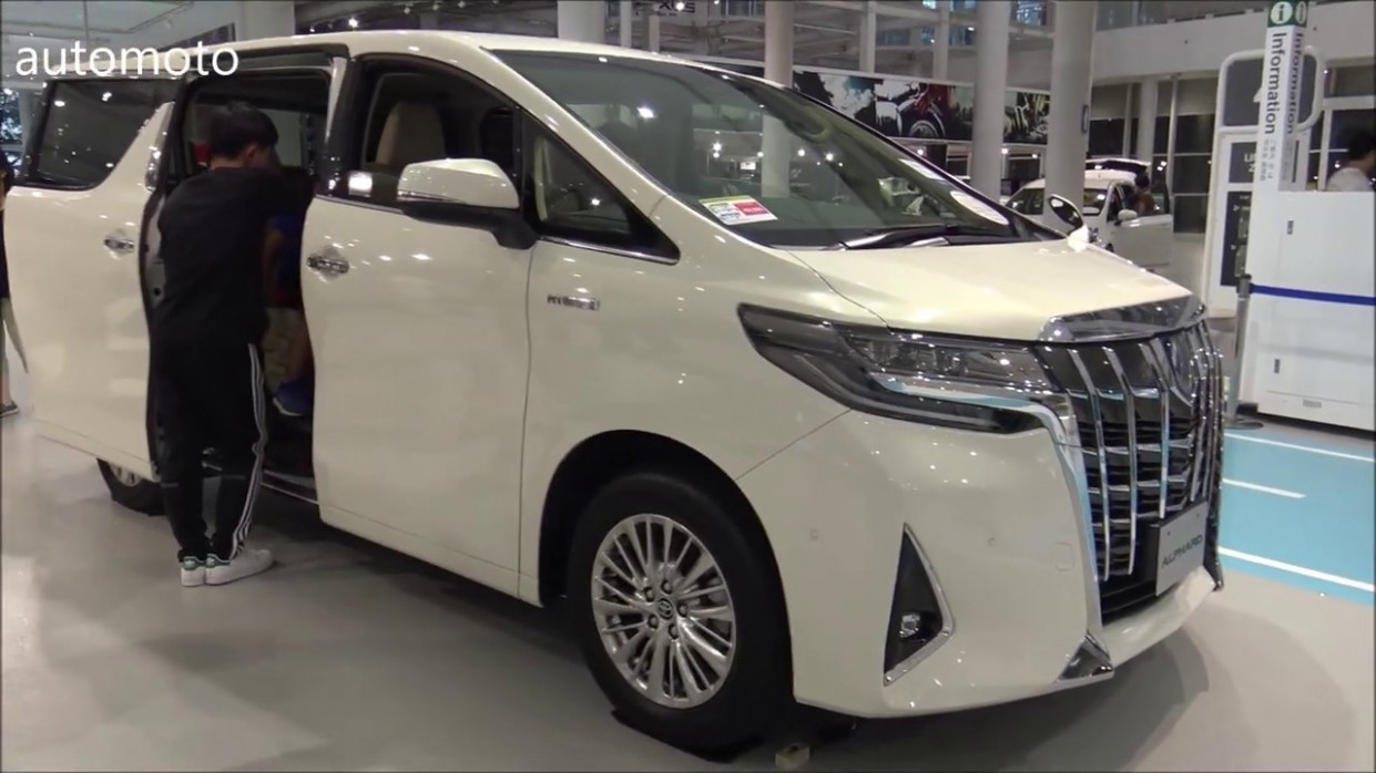 Concept and Review 2022 Toyota Alphard