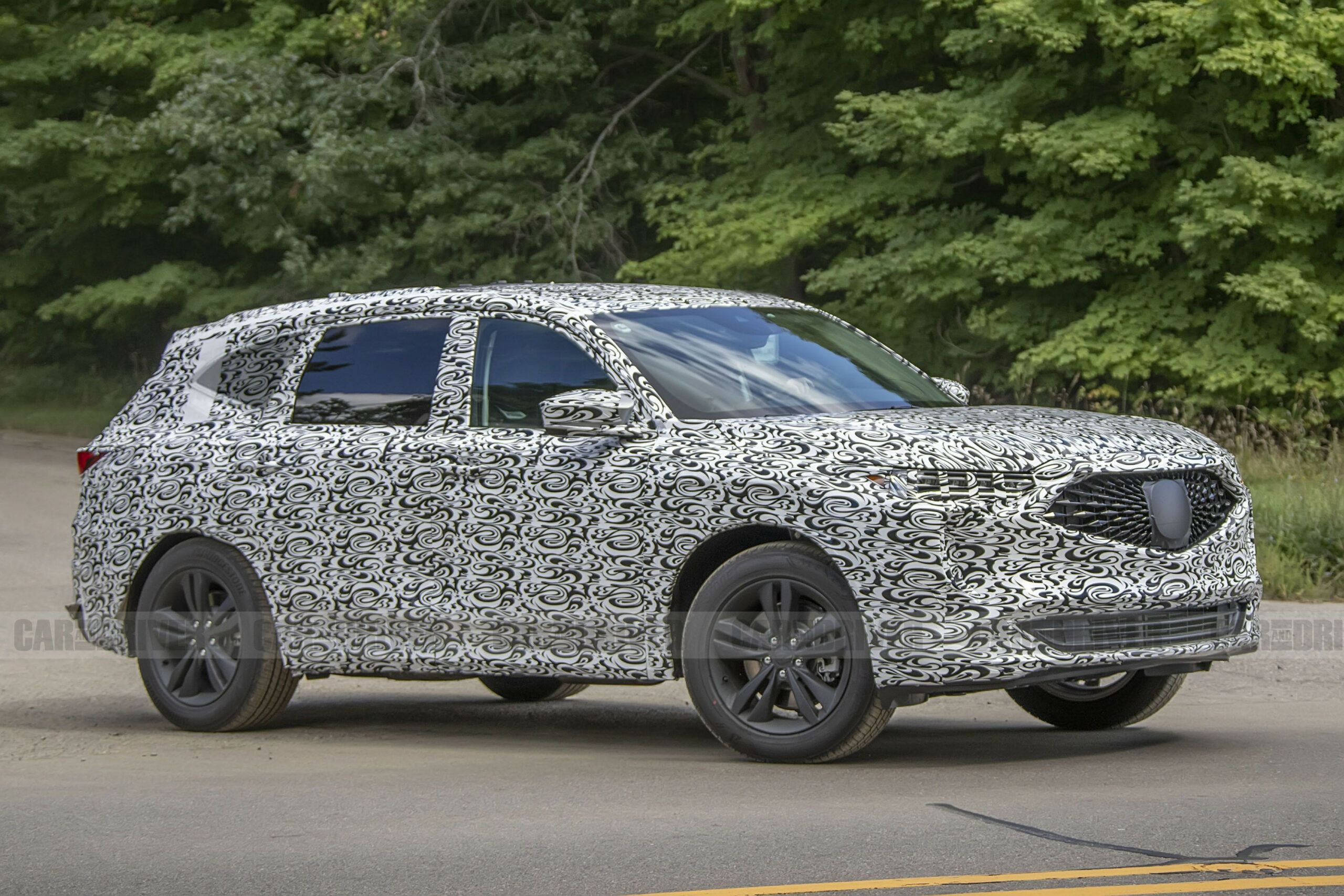 Price, Design and Review Acura Mdx 2022 Redesign