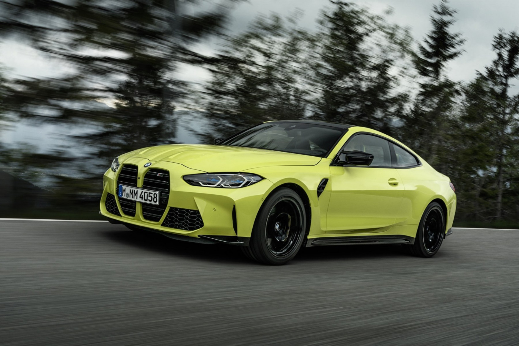 Concept and Review BMW M4 2022