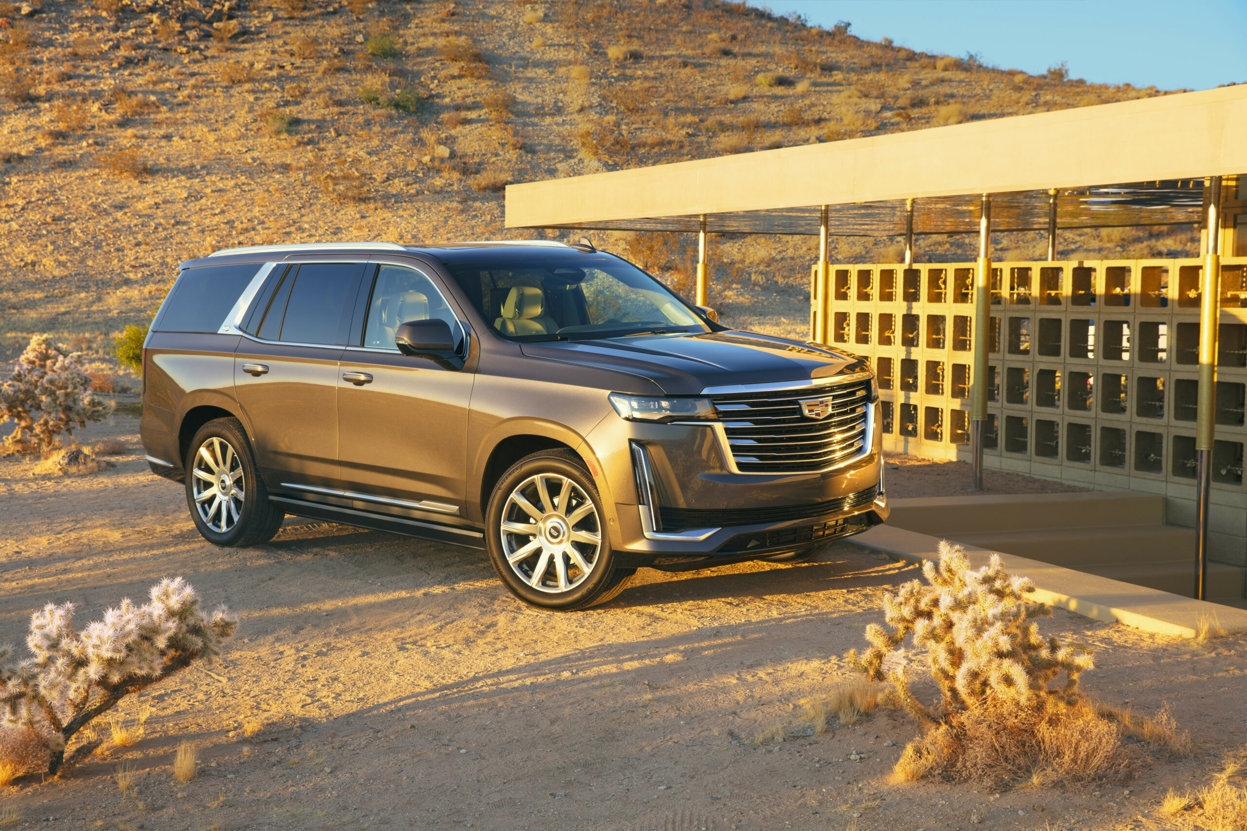 Redesign and Review Cadillac Escalade 2022 Release Date