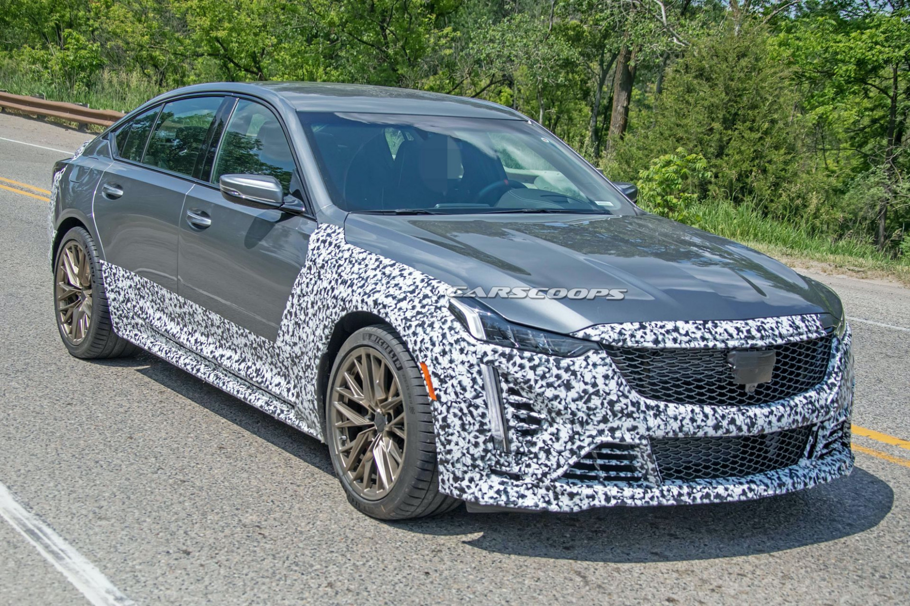 Overview Cadillac V Series 2022