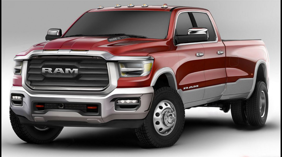 Redesign and Concept Dodge Hemi 2022