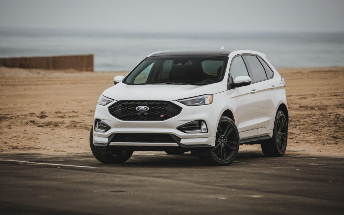Redesign and Review Ford Edge New Design