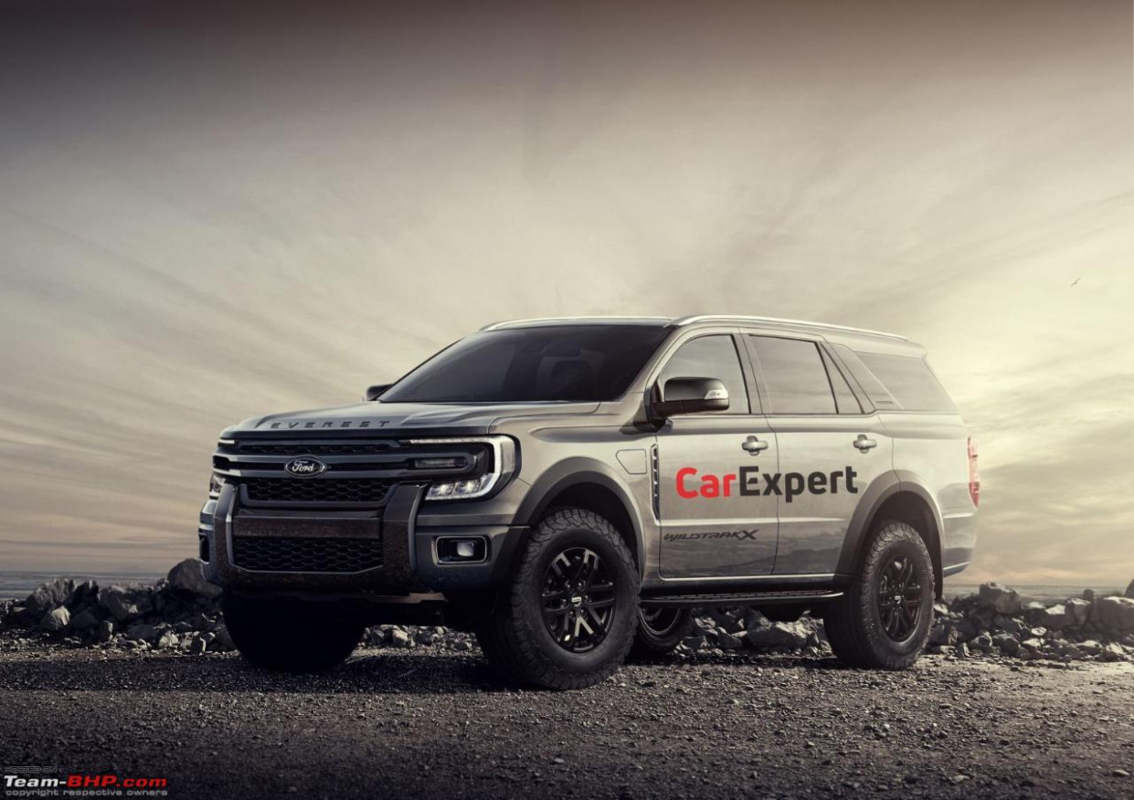 Release Ford Everest 2022