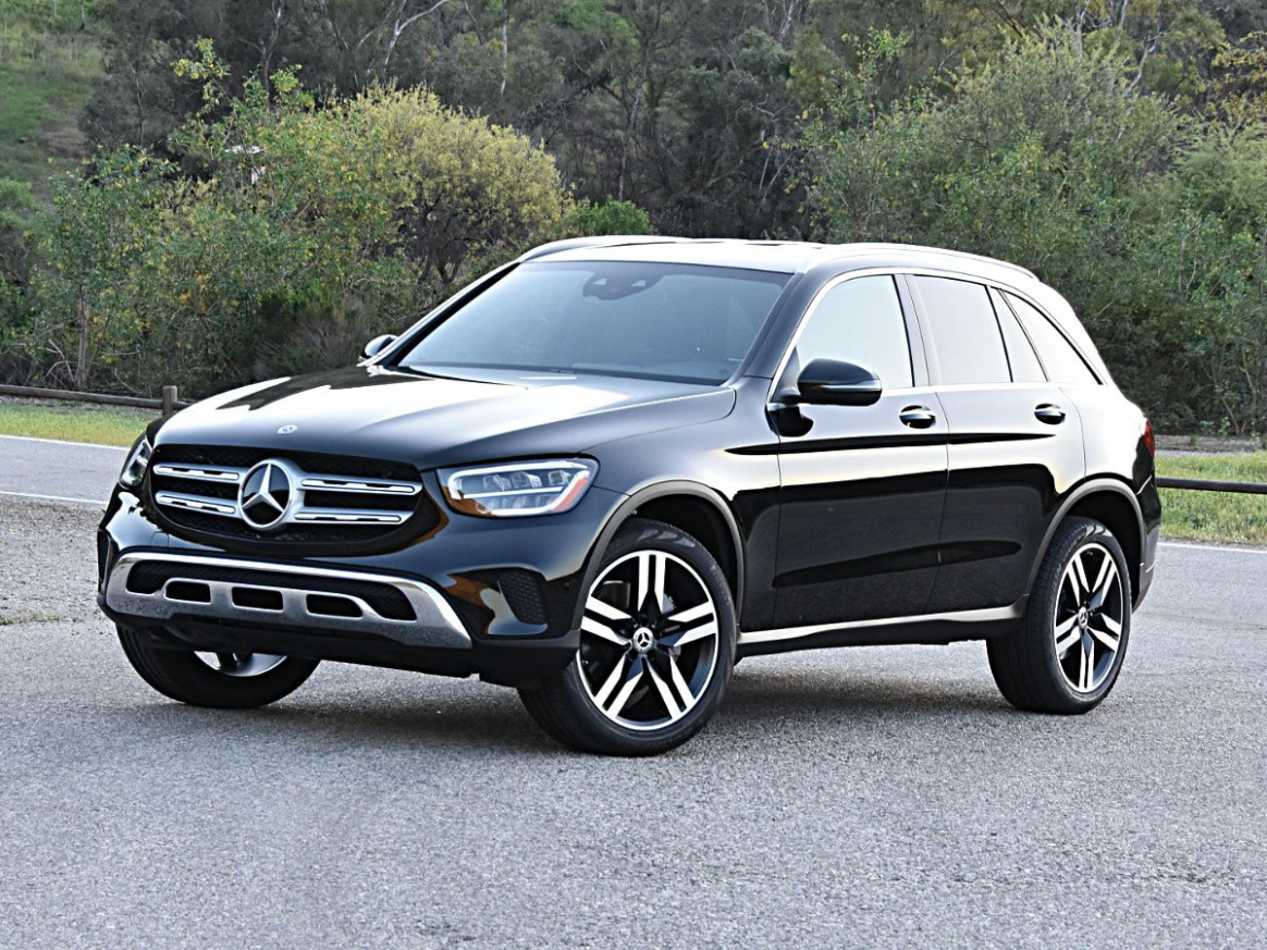 Redesign and Concept Mercedes Glc