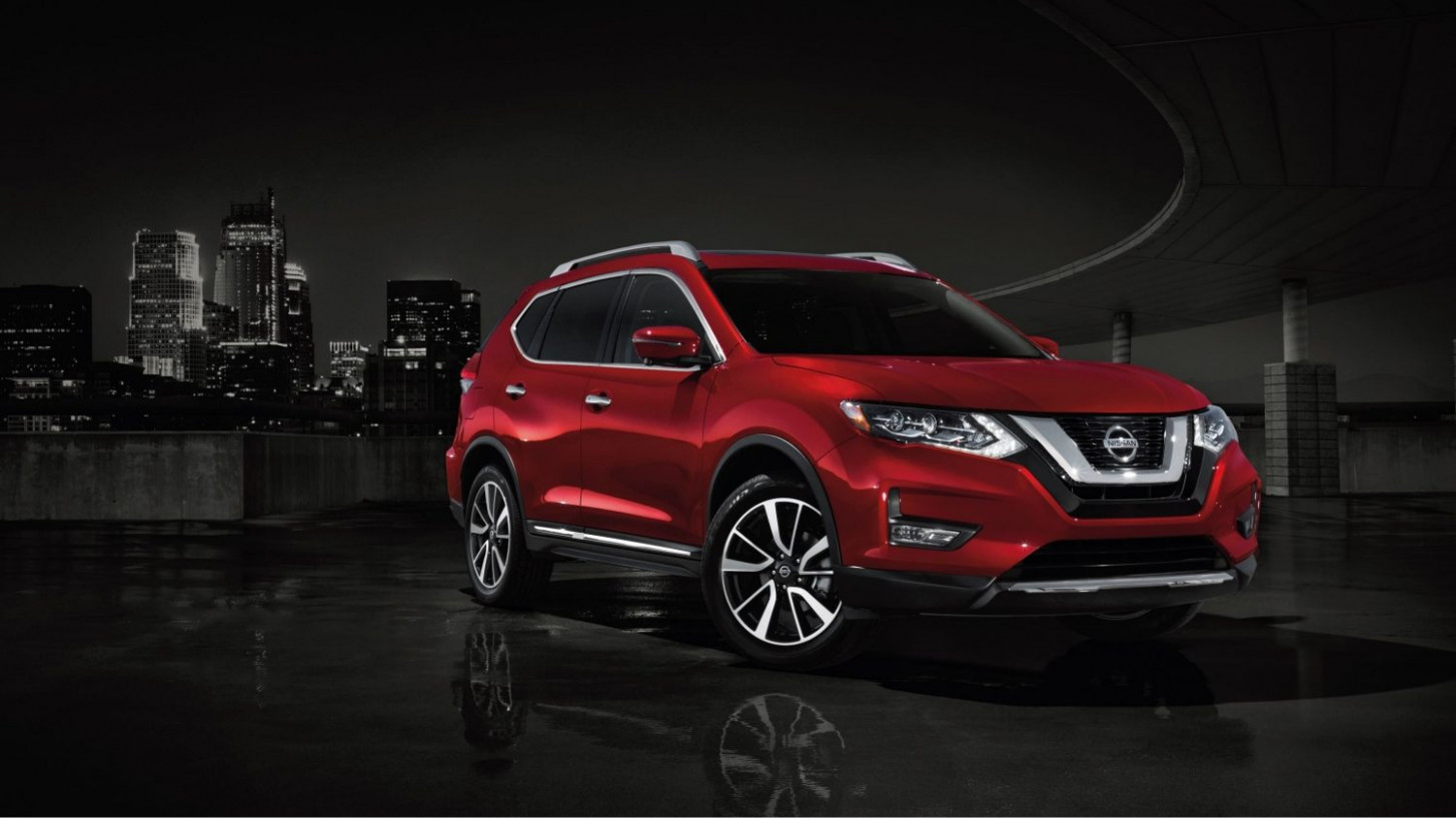 Redesign Nissan Rogue 2022 Review