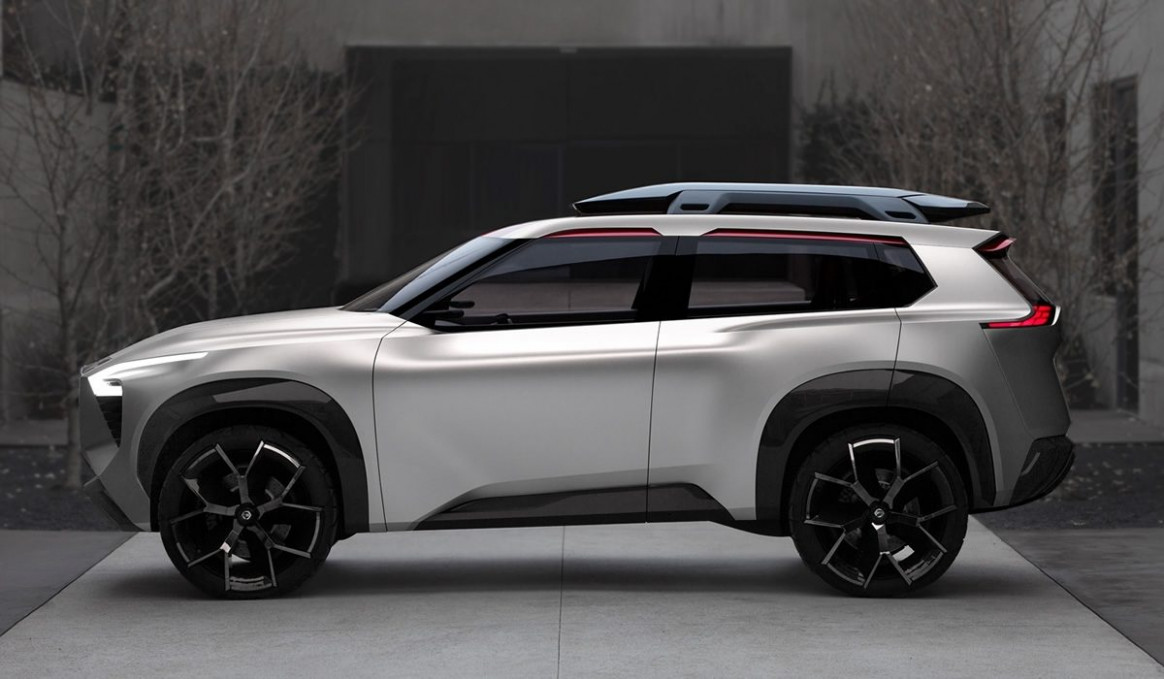 Reviews Nissan Xmotion 2022