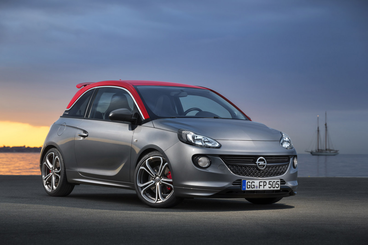 Configurations Opel Adam 2022