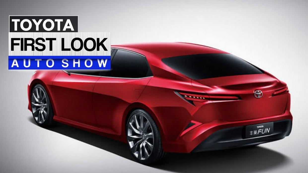 First Drive Toyota New Cars 2022